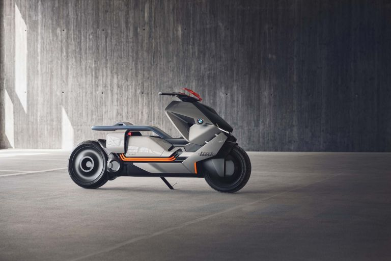 BMW Vision Scooter
