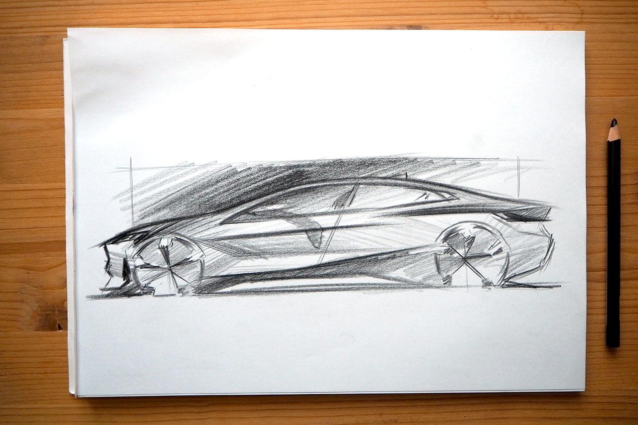 Creating A Bmw Design Sketch