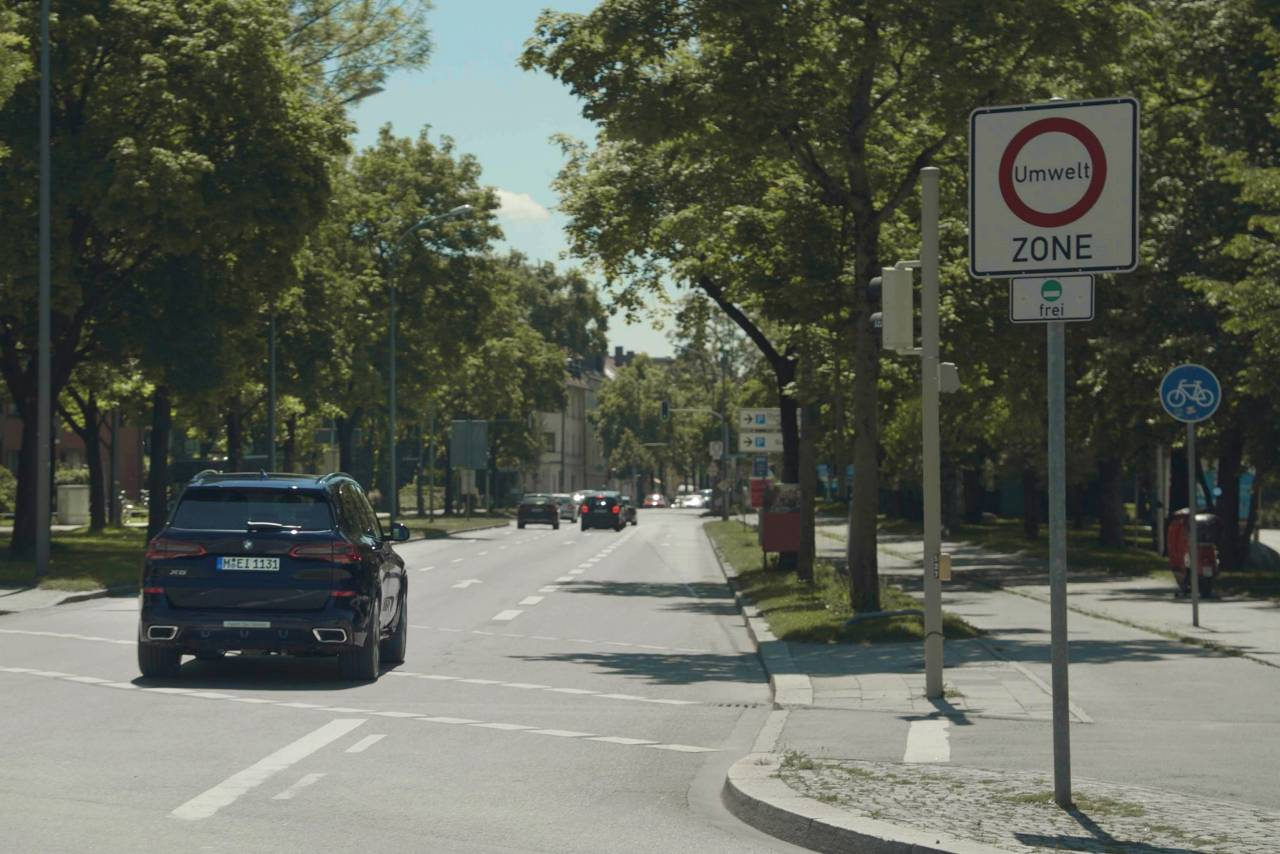 Bmw Edrive Zones – Automatically Emission-free in the City. - Image 2