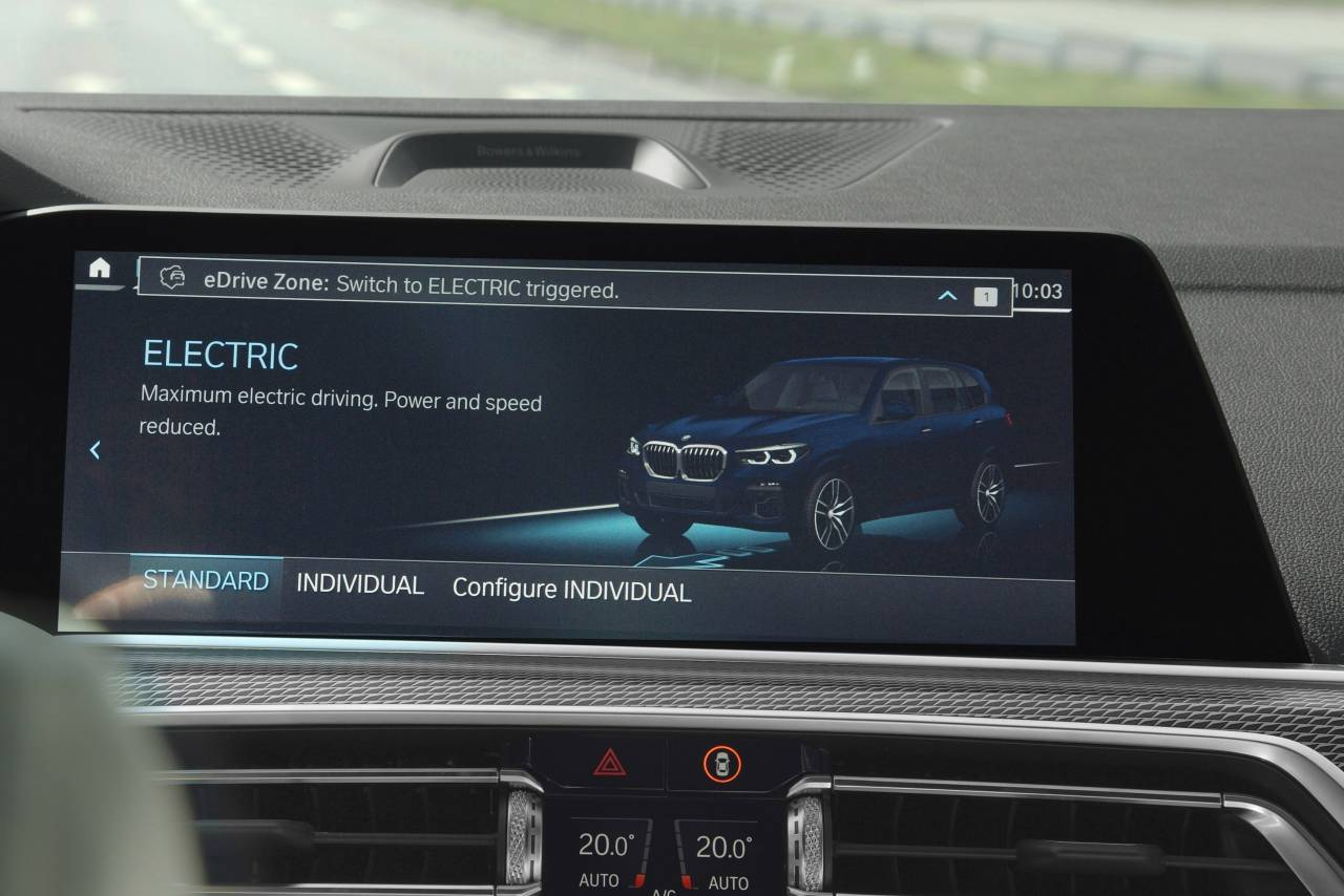 Bmw Edrive Zones – Automatically Emission-free in the City. - Image 1
