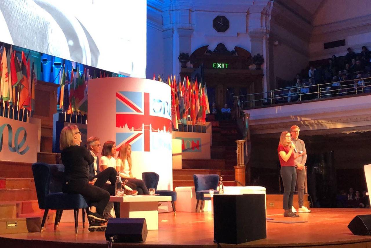 If you want to change something, you have to tackle it - The One Young World Summit London. - Image 4