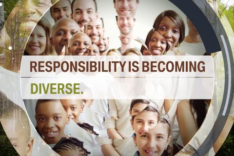 Responsibility is becoming diverse.