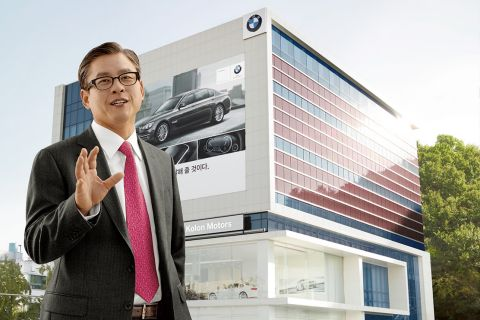 Sustainable retail at the BMW Group.
